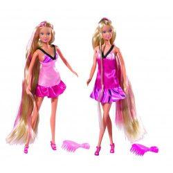 Műanyag babák - Steffi Love Játékbaba Ultra hosszú hajjal