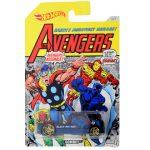 Hot Wheels autók - Bosszúállók - Hot Wheels Avengers kisautók