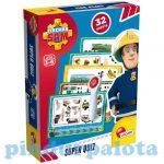 Sam a tűzoltós játékok - elemes kvízjáték Super Quiz