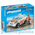 Playmobil játékok - Expressz mentőjármű 5543