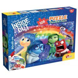 Gyerek Puzzle - Kirakósok - Agymanók érzelmek 108db-os puzzle plus