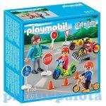 Playmobil játékok - Kresz park Playmobil 5571