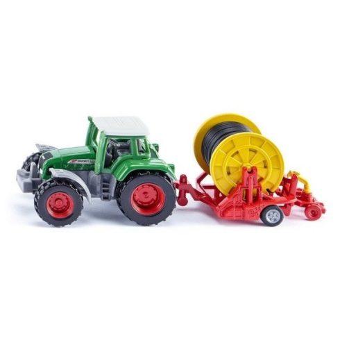 Siku játékautók - Traktor kábeltekerccsel SIKU 1677