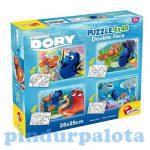 Junior puzzle - Disney puzzle Szenilla nyomában