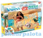 Gyerek Puzzle - Kirakósok - Mesekocka forest 4 puzzleVaiana 108db-os puzzle plus