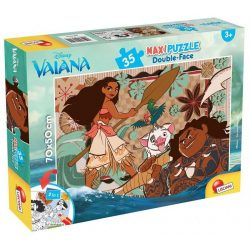 Gyerek Puzzle - Kirakósok - Vaiana Maxi Puzzle 35db