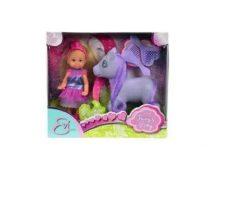 Steffi Evi Love baba fantázia pónival Simba Toys
