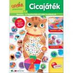 Memória játékok - Memóriafejlesztő játékok - Cicajáték Memória és Figyelemfejlesztő Lisciani Caroti