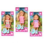 Műanyag babák - Játékbaba Evi Love Nyári ruhában