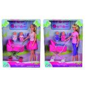 Műanyag babák - Steffi Love Sunshine ikrek 2 féle