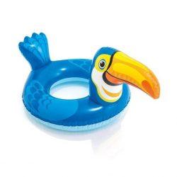 Úszógumi - állatfejes pelikán