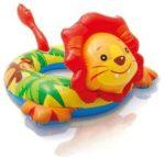 Úszógumi - állatfejes oroszlán Intex
