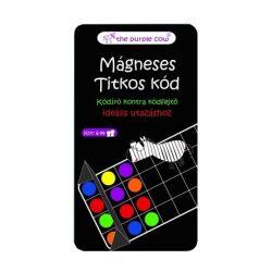 Uti társasjátékok - Társasjátékok utazáshoz - Titkos kód mágneses társasjáték
