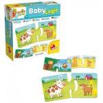 Logikus gondolkodás fejlesztő játékok - Baby Logic