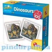 Memóriafejlesztő játékok - Dinoszauruszok memóriajáték