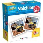 Memóriafejlesztő játékok - Járművek memóriajáték