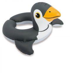 Úszógumi - állatfejes pingvin