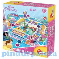 Társasjáték - Disney Hercegnők társasjáték 2 az 1ben