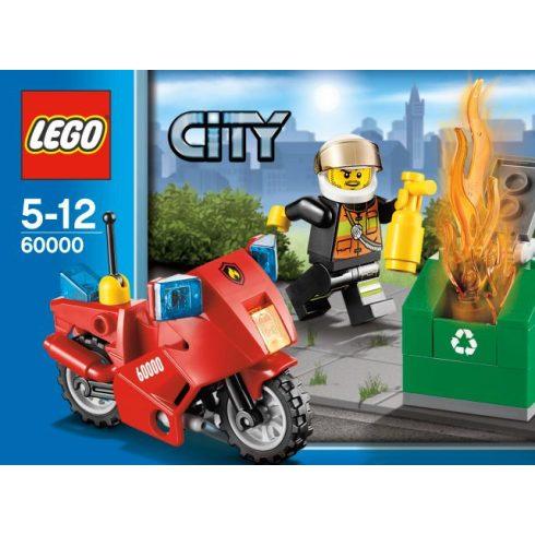 60000 LEGO - Tűzoltó motorkerékpár
