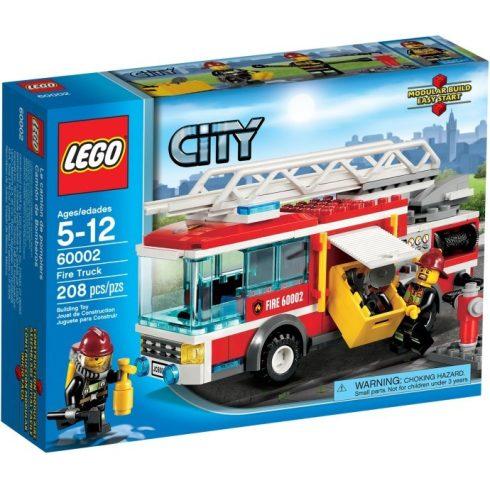 60002 LEGO - Tűzoltóautó