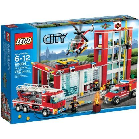 60004 LEGO - Tűzoltóállomás