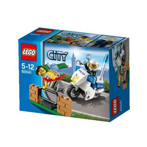 60041 LEGO - Rablóüldözés