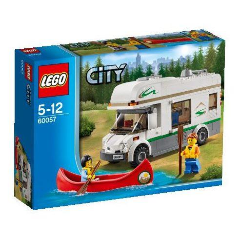 60057 LEGO - Lakóautó