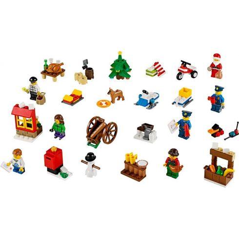 60063 LEGO City Adventi naptár 2014 V29