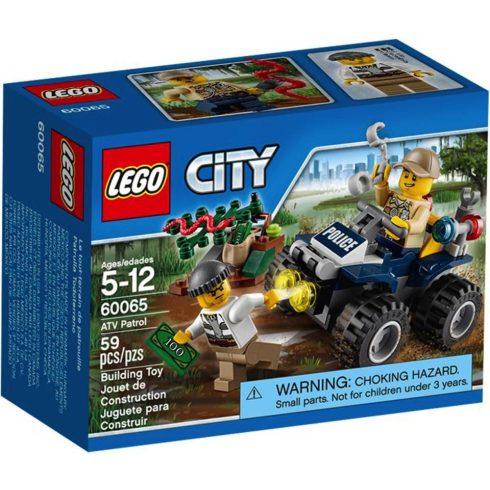 60065 LEGO City Kvad járőr