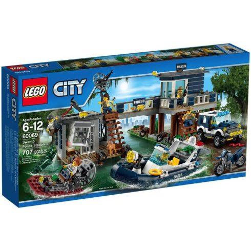 Lego 60069 - Mocsári rendőrkapitányság