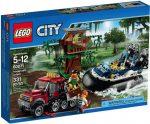 LEGO 60071 - City - Légpárnás hajós letartóztatás