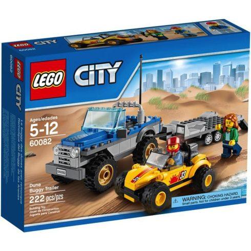 LEGO 60082 - Homokfutó-szállító