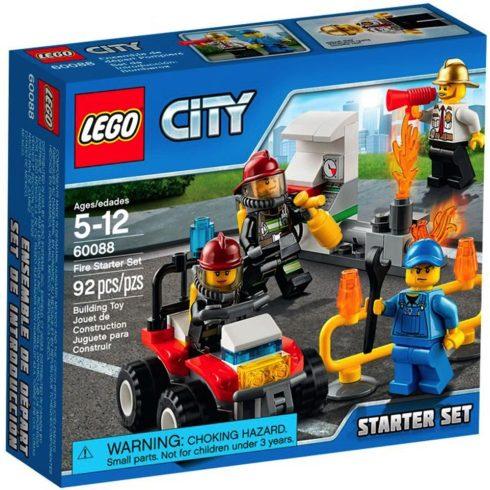 LEGO 60088 - City - Tűzoltó kezdő készlet