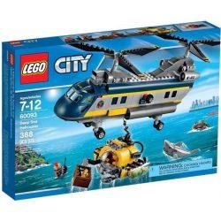 60093 LEGO - Mélytengeri helikopter