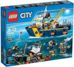60095 LEGO - Mélytengeri kutatójármű