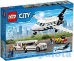 Építőjátékok - 60102 LEGO City VIP magánrepülőgép