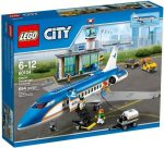 Építőjátékok - 60104 LEGO City Repülőtéri terminál