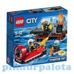 Építőjátékok - Építőkockák - 60106 LEGO City Tűzoltó kezdőkészlet
