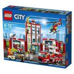LEGO City - 60110 Tűzoltóállomás