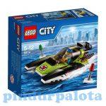 Építőjátékok - Építőkockák - 60114 LEGO City Versenycsónak