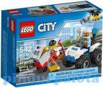 Építőjátékok - Építőkockák - 60135 LEGO City Letartóztatás ATV járművel