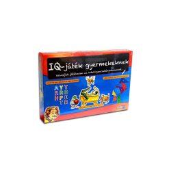 Társasjáték gyerekeknek - Intelligencia fejlesztő játék - Noris IQ