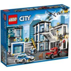LEGO City - A Lego városok fantasztikus világának részletei egy helyen - LEGO City Rendőrkapitányság