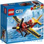 Építőjátékok - Építőkockák - 60144 LEGO City Versenyrepülőgép