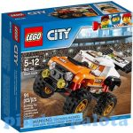 Építőjátékok - Építőkockák - 60146 LEGO City Kaszkadőr terepjáró