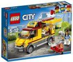 Építőjátékok - Építőkockák - 60150 LEGO City Pizzás furgon