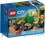 Lego - Lego City - 60156 Lego City dzsungeljáró homokfutó