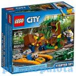 LEGO City - LEGO City 60157 Dzsungel kezdőkészlet