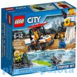 LEGO City - LEGO City 60163 Party őrség kézdő szett