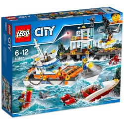 LEGO City - LEGO City A parti őrség főhadiszállása